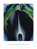 Jack in the Pulpit Kunstdrucke von Georgia O'Keeffe