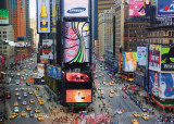 Times Square, New York City Kunst af José Fuste Raga