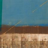 Erde und Himmel IV Kunstdrucke von Leo Burns