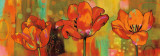 Magical Tulips Art by Nicole Sutton