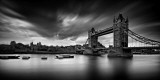 Tower Bridge Print by Marcin Stawiarz