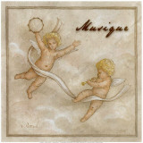 Anges Musique Prints by Vincent Perriol