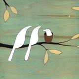 Baby Bird Posters av Kristiana Pärn