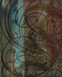 Dust Devil Kunstdruck von Mick Gronek