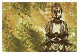 Zen Garden Prints by Erin Clark
