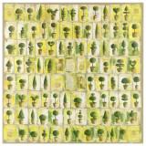 Quatre Vingt Huit Petits Topiaires Prints by Véronique Didier-Laurent