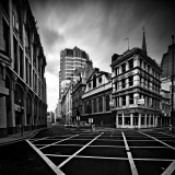London City Lines Psters por Marcin Stawiarz