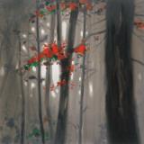 Autumn Embers Prints by Steven Garrett