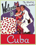 Welcome to Cuba Posters