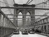 Brooklyn Bridge, c.1951 Prints