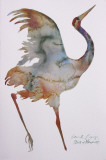 Vogel des Glücks Poster von Carol Grigg