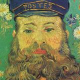 Joseph Roulin (detail) Plakater af Vincent van Gogh
