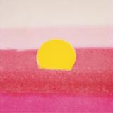 Sunset, c.1972 40/40 (pink) Poster von Andy Warhol