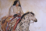Light Horse Prints by Carol Grigg