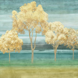 Blue Horizons II Art by Chris Donovan