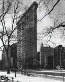 Flatiron Building Print by Christopher Bliss