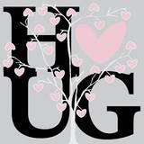 Hug (Summer) Poster by Erin Clark
