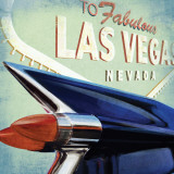 Las Vegas Posters by David Fischer