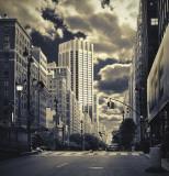 New York City Posters by Oleg Lugovskoy