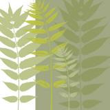 Field Greens Affiches par Erin Clark