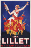 Kina Lillet Posters