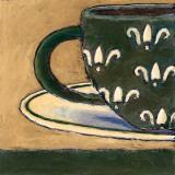 Smaragd Kunstdrucke von Tara Gamel