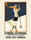 Ste. Croix Plakat