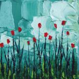 Stories from a Field, Act 22 Kunstdrucke von Aja Trier