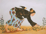 Salvia Pósters por Carol Grigg