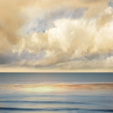 Ocean Light II Pôsters por John Seba