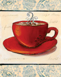 Café Dark Prints by Tara Gamel