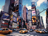 Times Square, New York City Plakat af Doug Pearson