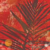 Exotic Palm Poster by Erin Clark