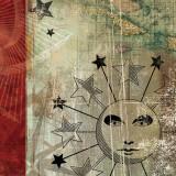 Sun and Moon II Posters by Aimee Wilson