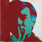 Self-Portrait, c.1967 Art by Andy Warhol