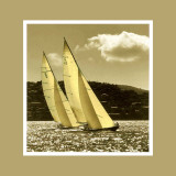 Vintage Sails IV Prints