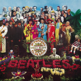 The Beatles, Sgt. Pepper's Lonely Hearts Club Band, 1967, Art Print
