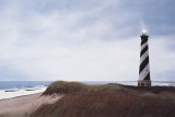 Cape Hatteras Light Posters par David Knowlton