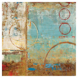 Komposition Nr.1 Kunst von Carmen Dolce