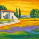 Toskana I Poster von Andrea Villa