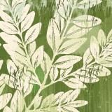 Meadow Leaves Kunst af Erin Clark
