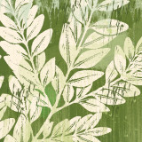 Meadow Leaves Posters by Erin Clark