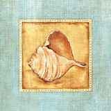 Listen to the Sea III Prints by  Bertolini