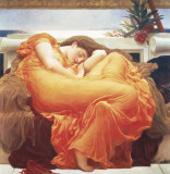 Flaming June Prints by Frederic Leighton