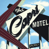 Capri Motel Posters by Anthony Ross