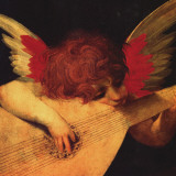 Musical Angel Posters by Rosso Fiorentino