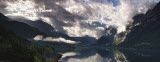 Norway Panorama Posters by Maciej Duczynski