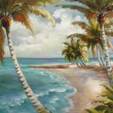 Palm Paradise Art by Marc Lucien