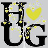 Hug (Spring) Prints by Erin Clark