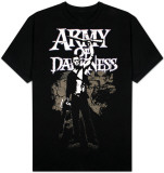 Army of Darkness - Distressed Skulls Tshirts